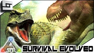 ARK: Survival Evolved - DINO BATTLE ARENA! S2E76 ( Gameplay )