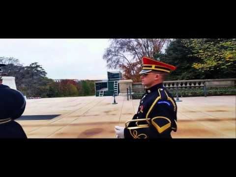Tomb of the Unknown Soldier - Changing of the Guard