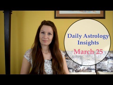 Daily Horoscope: March 25 | Venus quincunx Jupiter