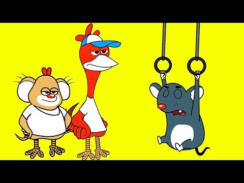 Rat-A-Tat |'Mice Chicken's Farm House Story + Best of Rat a