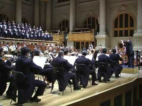 """G. Verdi: """"Aida"""", Act II, Scene 2: Gran Finale II"""