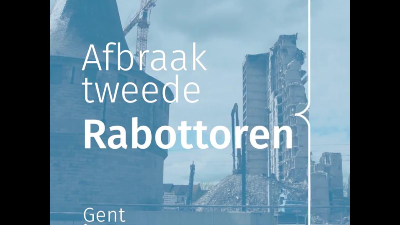 Gent In T Kort Sloop Tweede Rabottoren Youtube