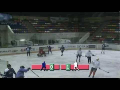 Видео, ХоккейЛужники