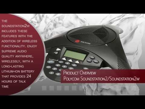Polycom SoundStation2 Overview