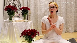 Tantra Massage Therapist Advanced Training - TESTIMONIAL