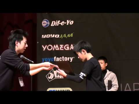 2012 Central Japan Yo-Yo Contest Ladder Commendation