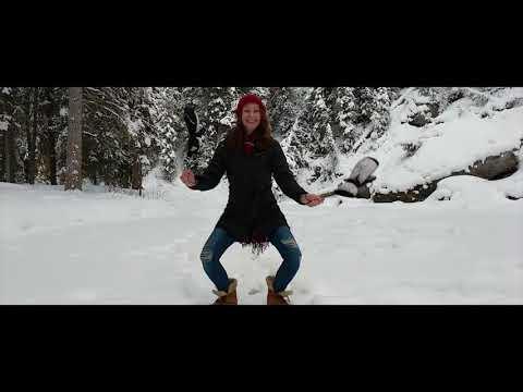Google Pixel 2 Slow Motion Video Test (Johnston Canyon, Banff)