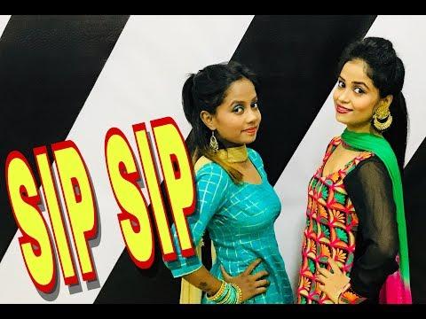 SIP SIP - Jasmine Sandlas | Punjabi Dance | free style| Easy Steps | Tra | Bhangra