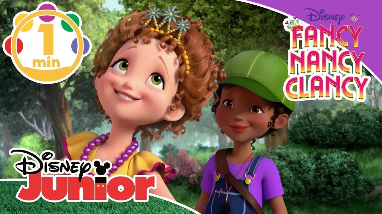 Fancy Nancy Clancy | 'Best Friends You And Me' Music Video ? | Disney Junior UK