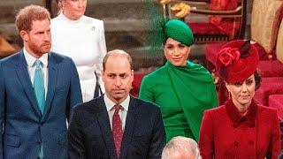 Inside Meghan Markle And Prince Harry's Final Royal Event