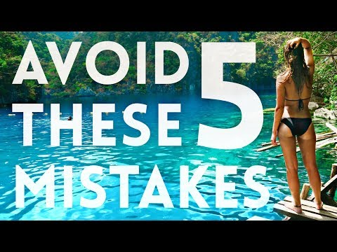 Don't Make These Mistakes In The Philippines!