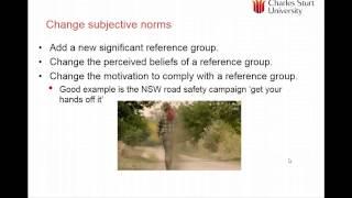 Lecture 9: Consumer attitudes and attitude change