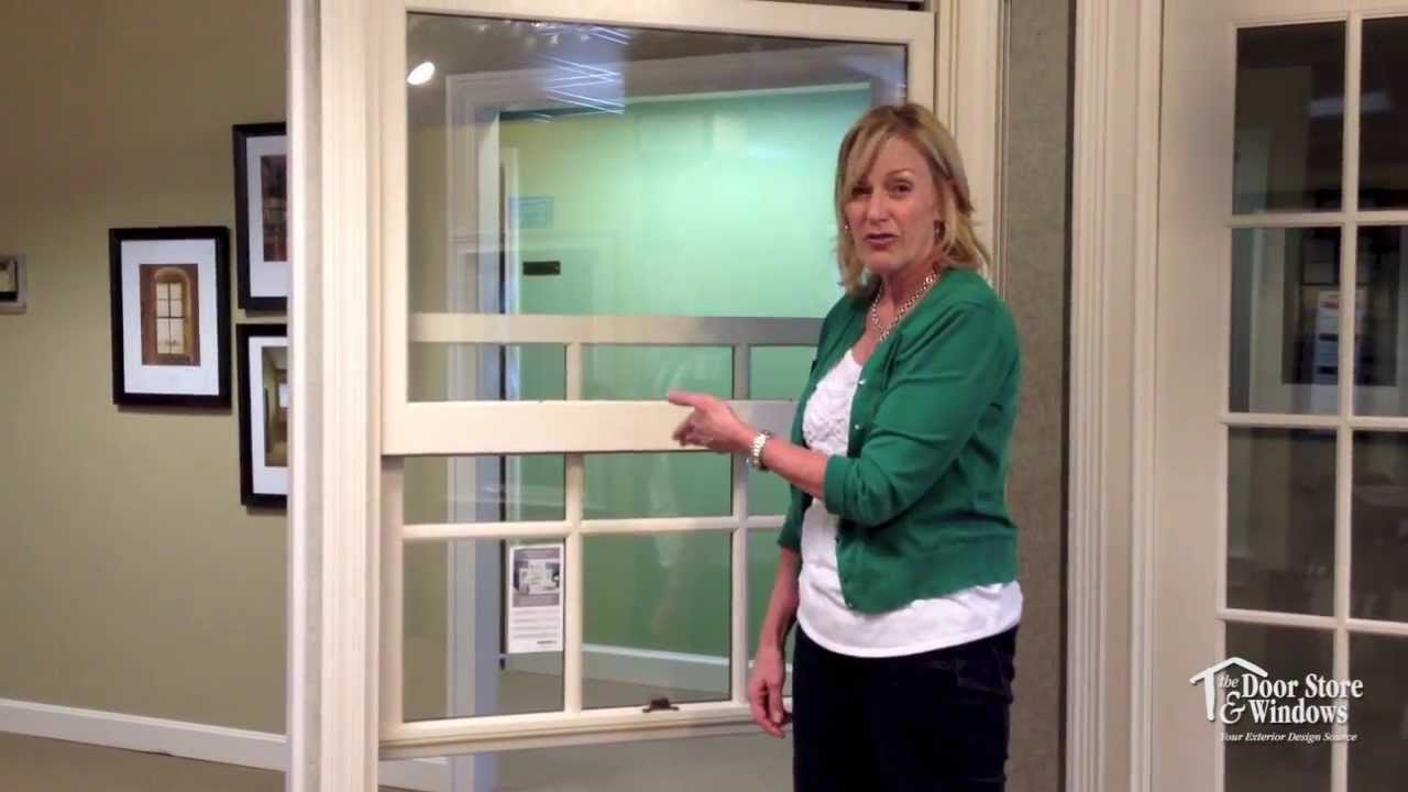 how to clean marvin windows