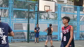 Publication Date: 2017-12-13 | Video Title: 金文泰中學 自組籃球比賽準決賽 中六廢老隊 vs 籃球興趣班