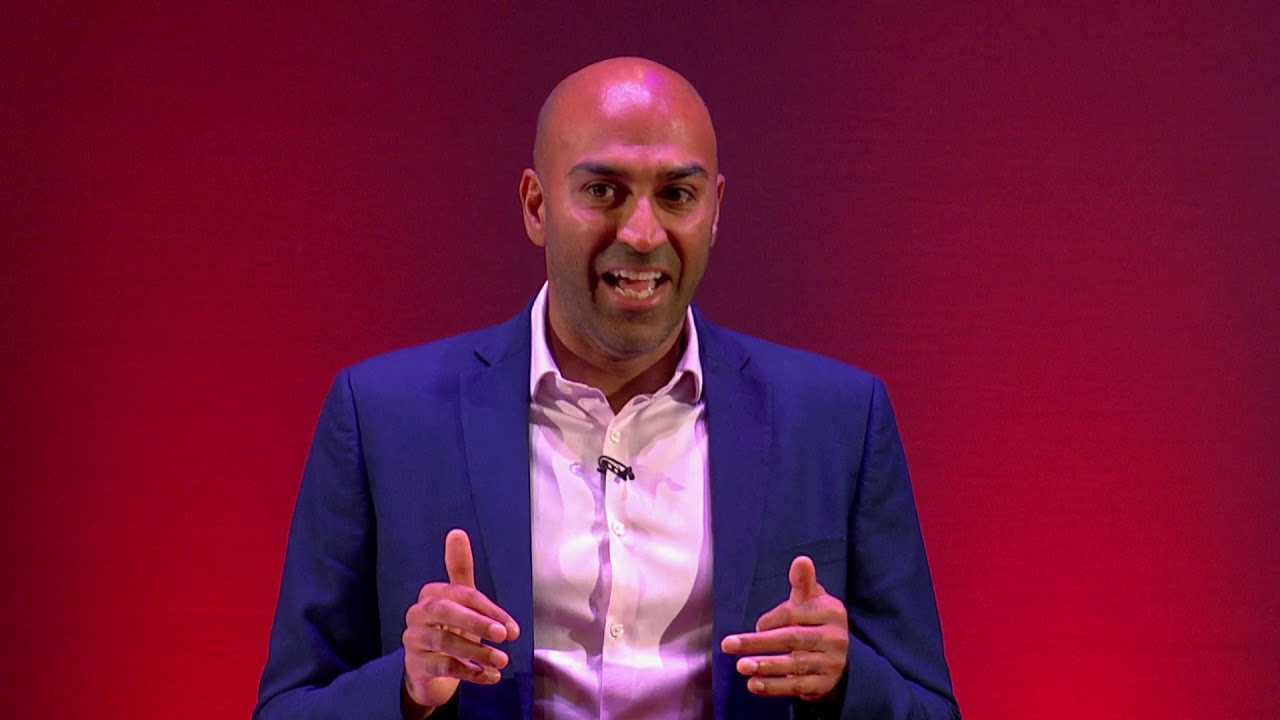 Being limitless  | Amar Latif | TEDxGlasgow