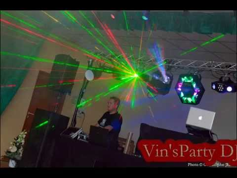 Vin'sParty DJ Animations