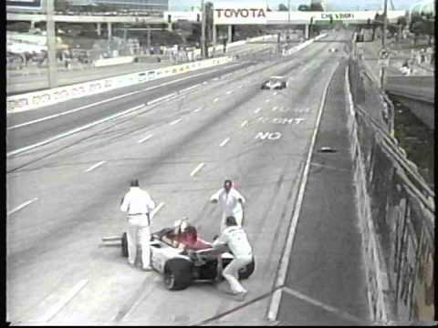 1989 SCCA Pro Formula Atlantic at Long Beach