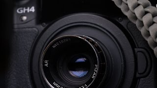Kern Paillard Pizar 26mm f1 9, a video sample in 4K