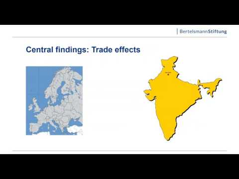GED Webinar | Who benefits from a EU India Trade Deal ?