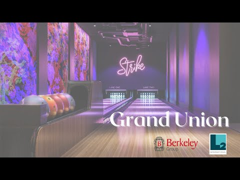 【Grand Union】最新呈獻 Waterview House by St George