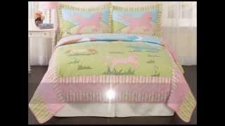 My Pony Girls Pretty Pink Pony Bedding