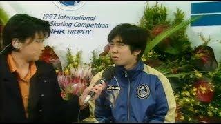 Takeshi Honda / 本田武史 / Такэси Хонда interviewer Yuko Aoyama / ...