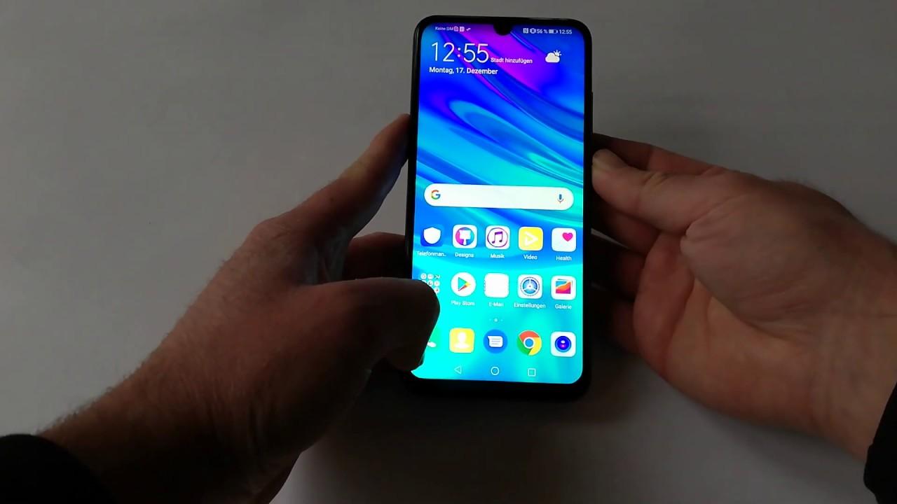 Huawei P Smart (2019) Smartphone Review - NotebookCheck net