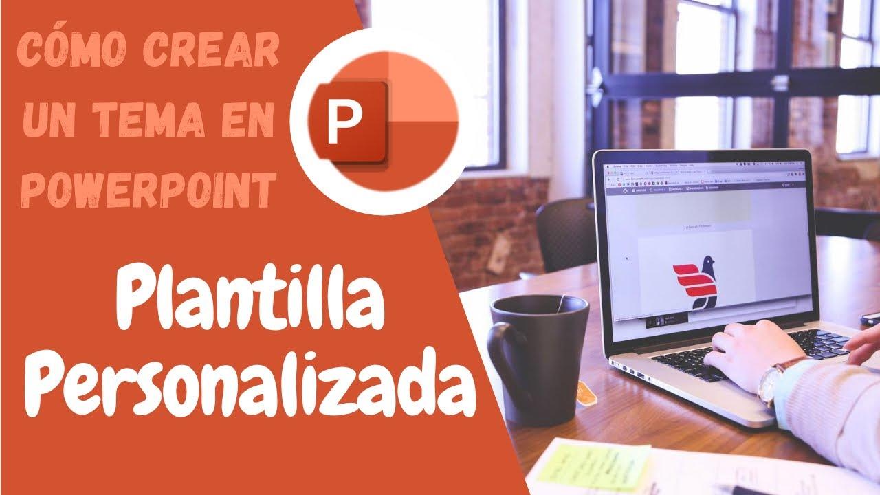 PLANTILLA PERSONALIZADA DE POWER POINT