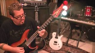 How to play Soul Man by The Blues Brothers on guitar by Mike Gross