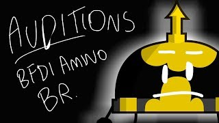 BFDI Amino BR auditions