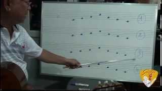 HƯỚNG DẪN TẬP GUITAR (cho người mới bắt đầu)_Bài 5.2: Học về nhịp (tiếp)