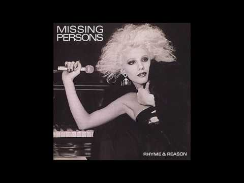 Missing Persons - Rhyme & Reason [1984 full album]