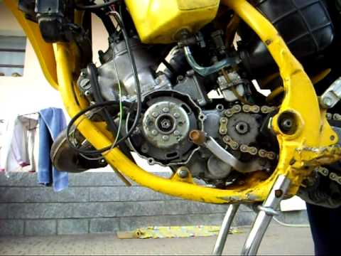 hqdefault suzuki rm 125 trouble youtube