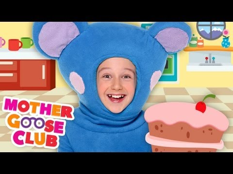Pat-a-Cake - Mother Goose Club Songs for Children