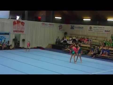 AIIG - VK 2015 - A11-16 - Tempo -Benthe -Nina - Yoena