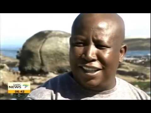 Julius Malema's kid attends WHITE AFRIKAANS school