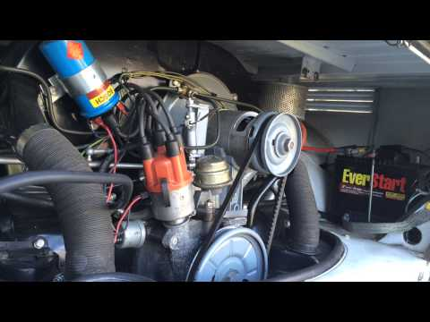 Adjust And Checking Fuel Pressure For Dual Kadrons