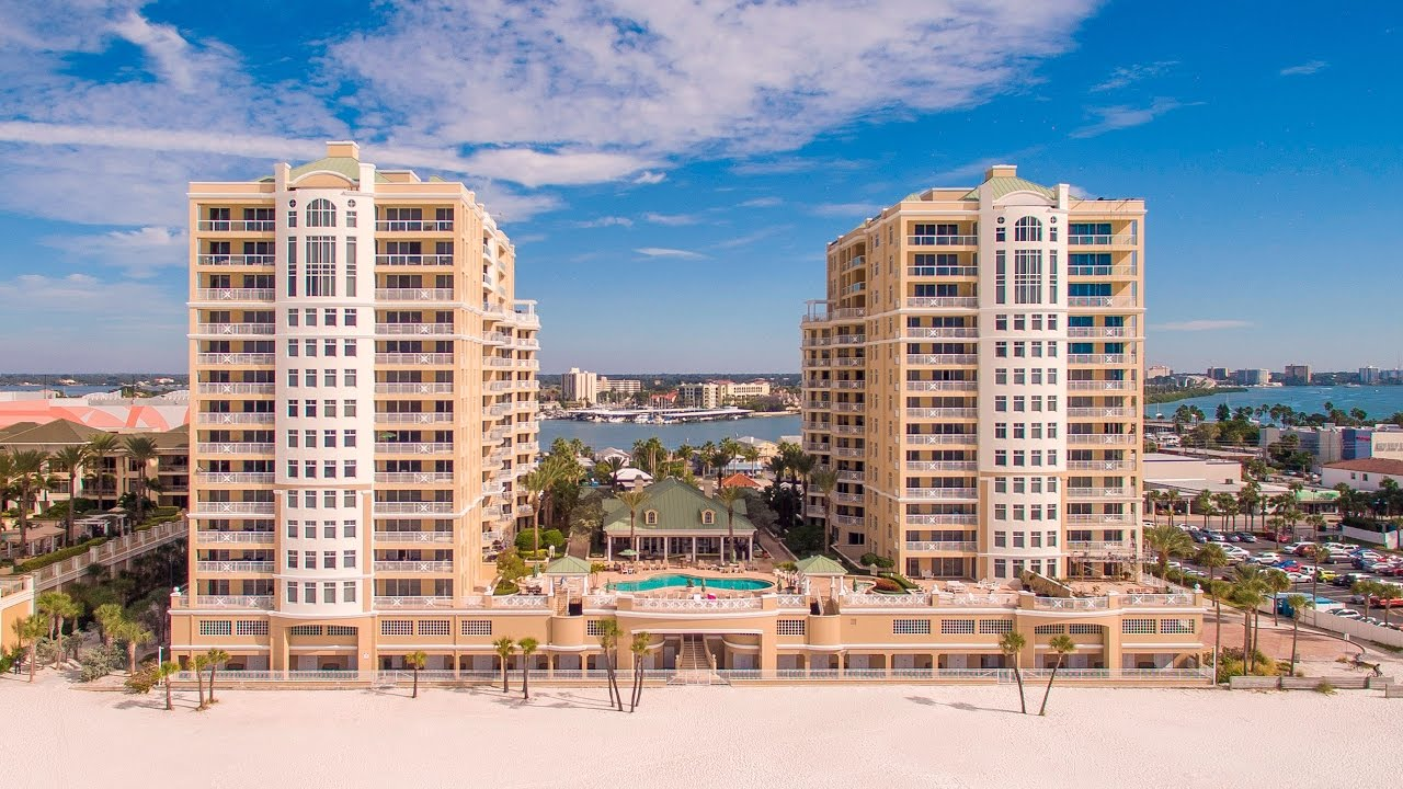 Mandalay Beach Club Luxury Waterfront For Clearwater Fl