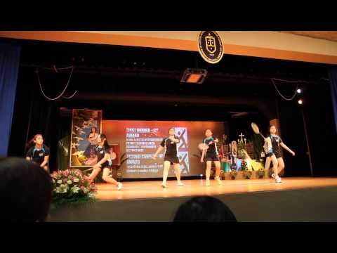 2015 St. Theresa's College, Quezon City High School Recognition Day Presentation
