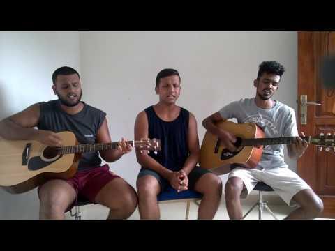 Dagakara Hadakari+Maw bime Namayen (mashup) Cover By Dilan,Shavin,Rishitha(Alives)