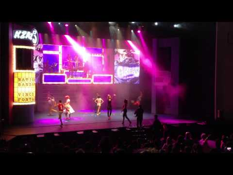Grease el musical - Aditorio de Tenerife