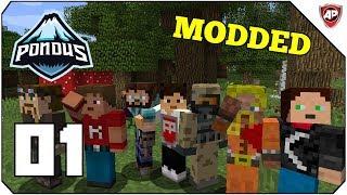 Modded Pondus: Episode 01 - Det bliver godt!