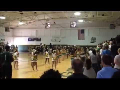 Gordo High School Band and Pep Rally My Movie