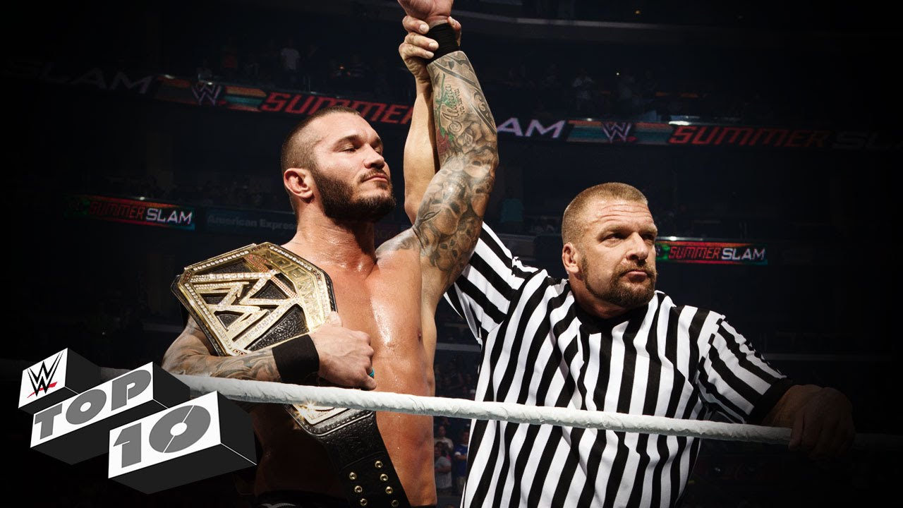 20 Greatest SummerSlam Moments: WWE Top 10 Special Edition