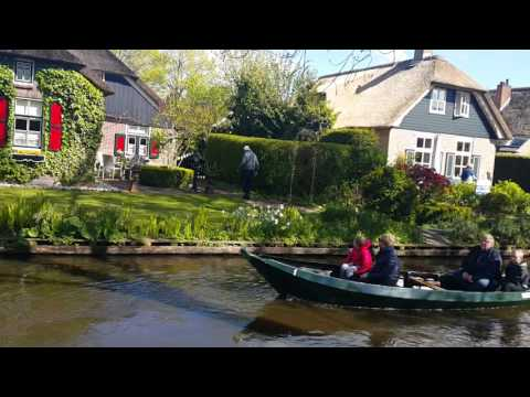 Giethoorn in The Netherlands, Natural Car-free Village by Cherry Travel & Tours