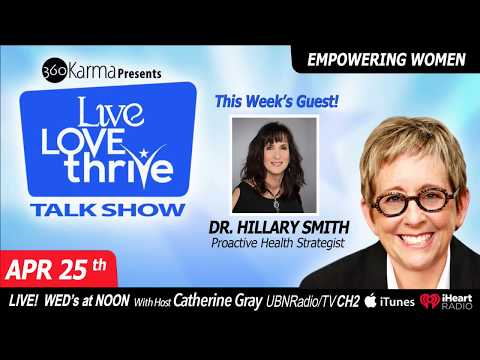Ep. #88 Lifestyle Strategies for Preventing Cancer with Dr Hillary Smith