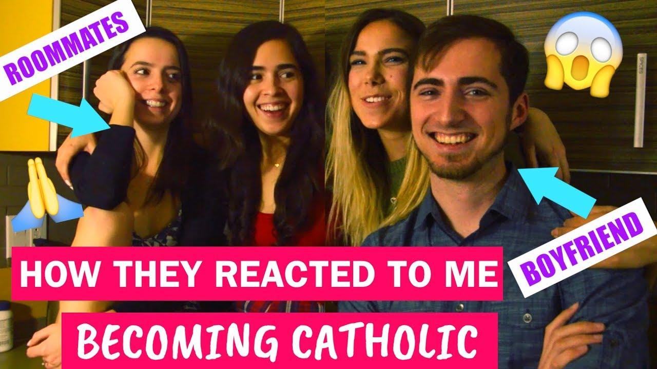 Catholic roommates
