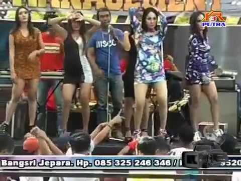 DJ LULU 2016 ALL ARTIS GOYANG HOT ROMANSA LIVE DAWE KUDUS 2016   YouTube