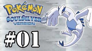 Let's Play: Pokémon Soul Silver - Parte 1