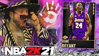 I changed my LIFEŠTYLE for GOAT KOBE BRYANT! NBA 2K21